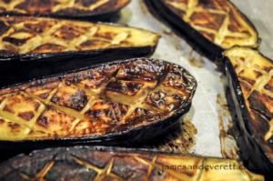 How to Roast Eggplant
