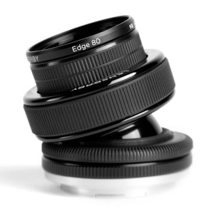 Lensbaby Composer Pro and Edge 80 Optic