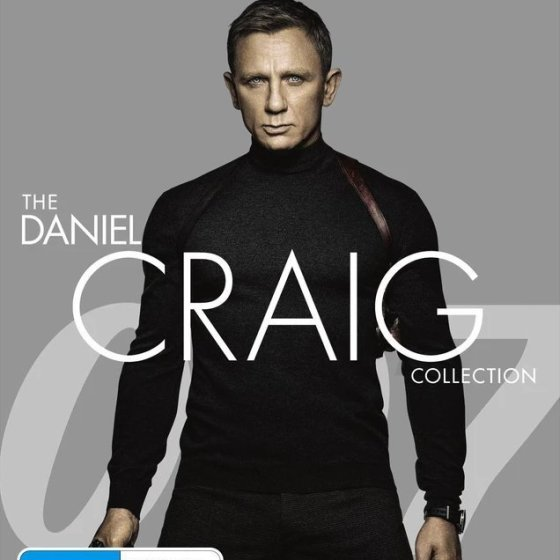 The Daniel Craig Collection 4K Ultra