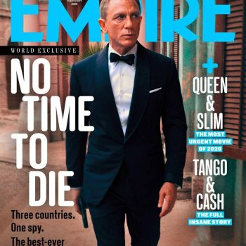 Empire Magzine No Time To Die Cover