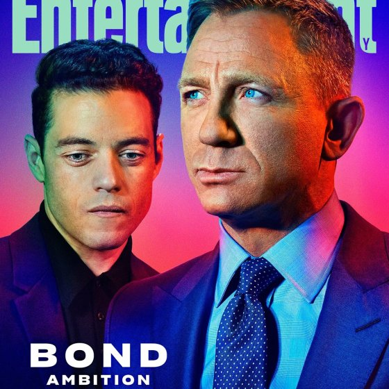 Entertainment Weekly No Time To Die Issue