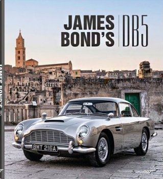 James Bonds Aston Martin DB5 Book