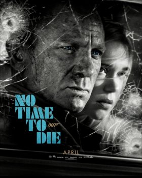 No Time To Die Poster
