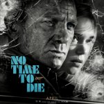 'No Time To Die' Poster Revealed