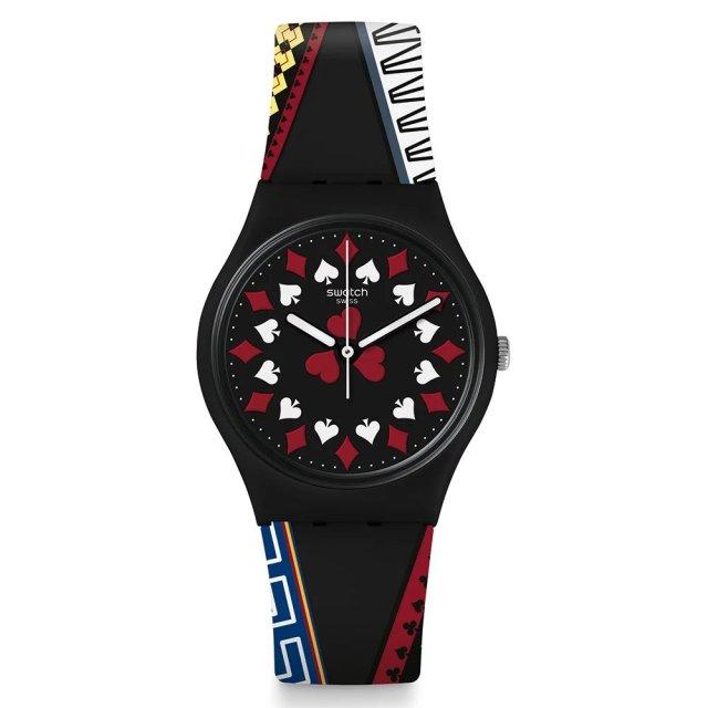 Casino Royale James Bond Swatch Watch