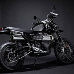 Triumph Motorcycles Reveal the Limited Edition Scrambler 1200 Bond Edition