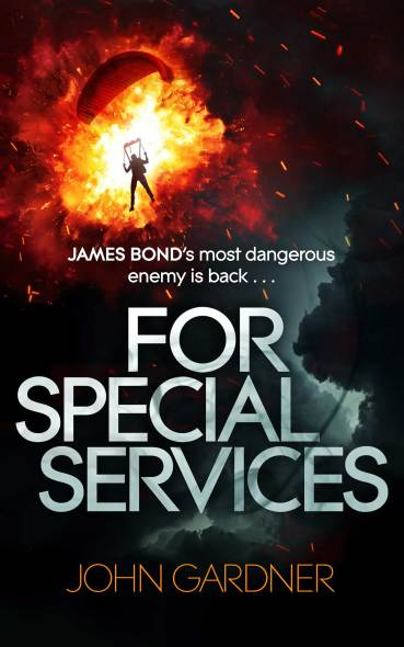 For Special Services by John Gardner