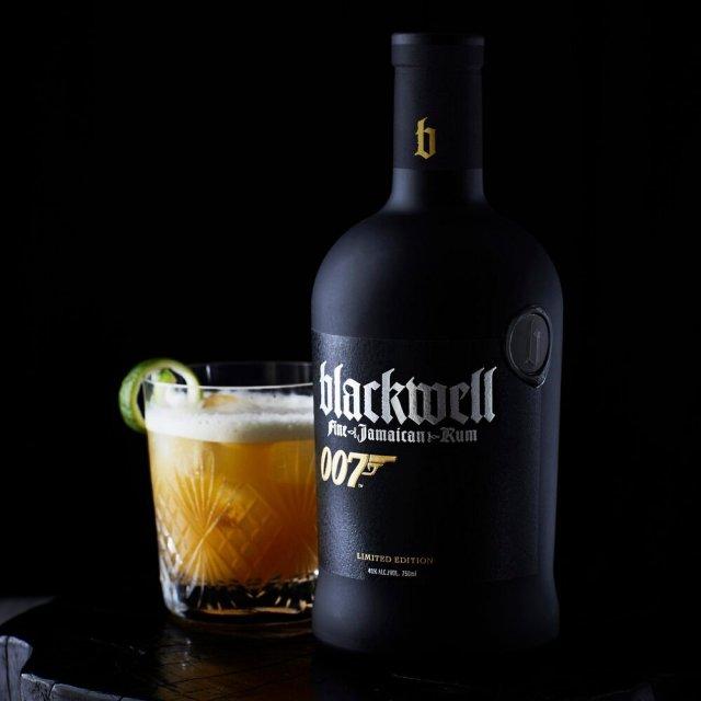 Blackwell Rum James Bond 007 Edition