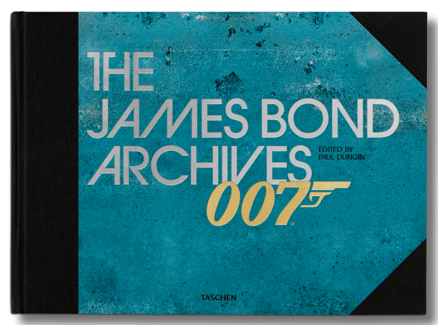 The James Bond Archives No Time To Die Edition by TASCHEN