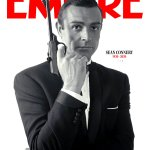 Empire Magazine Sean Connery Limited Edition Commemorative Cover