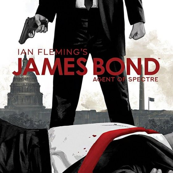 James Bond Agent of SPECTRE by Dynamite Comics