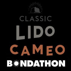 James Bond Marathon at Classic Lido and Cameo Cinemas