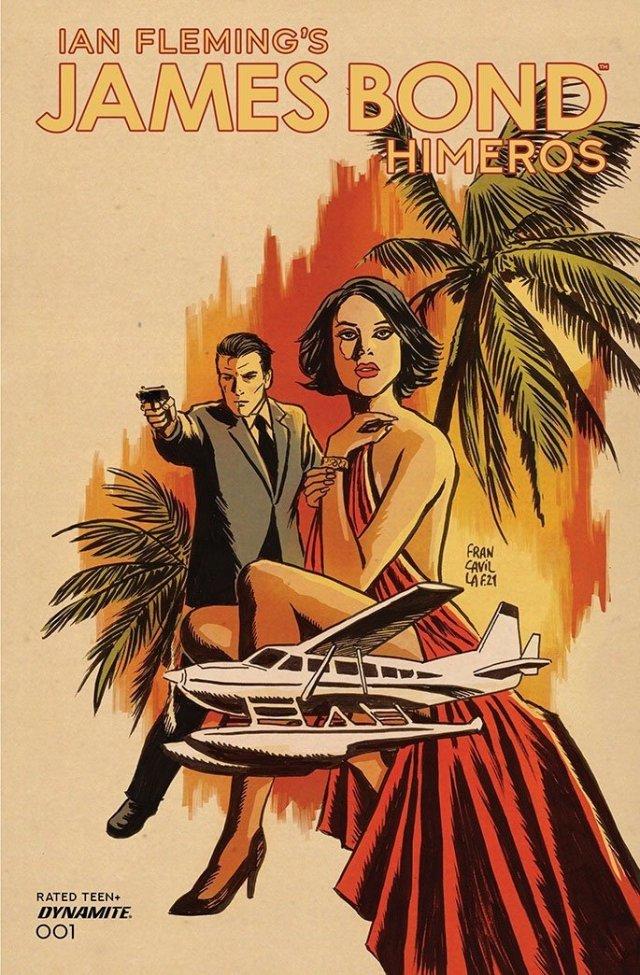 James Bond Himeros