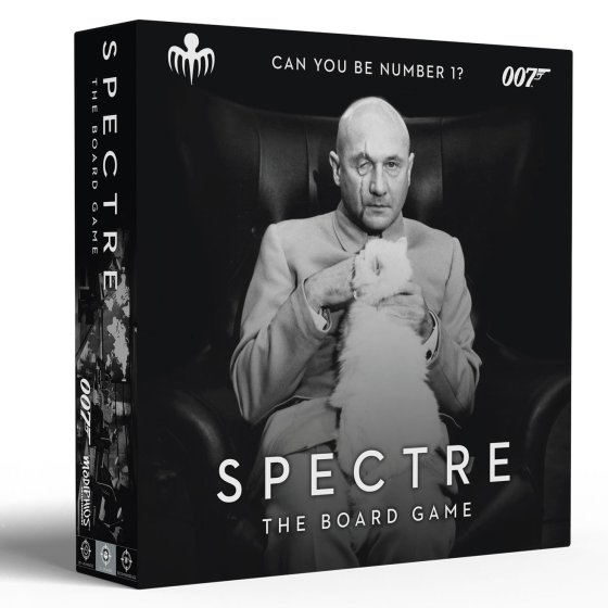 SPECTRE The Board Game