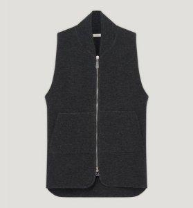 007 Capsule Collection Connolly Graphite Car Vest
