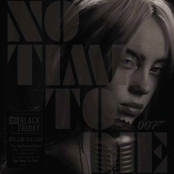 Billie Eilish No Time To Die Record Store Day