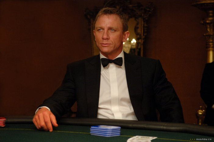 007 - Cassino Royale © 2006 Danjaq LLC, United Artists Corporation, Columbia Pictures Industries Inc.
