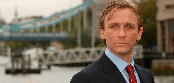 14 anos atrás, Daniel Craig era anunciado como James Bond