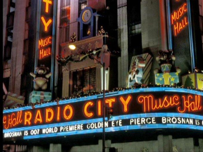 """Premiere de """"007 Contra GoldenEye"""" em Nova York © The GoldenEye Dossier"""