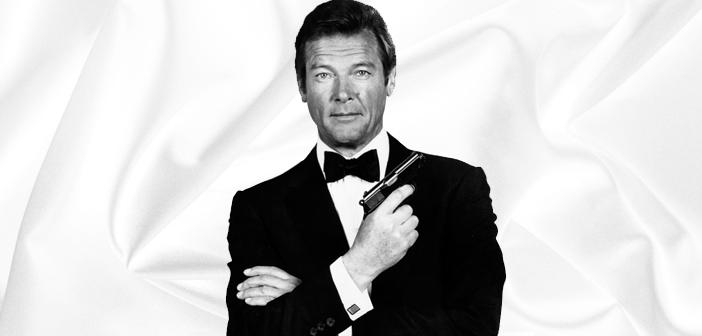 Há três anos morria Roger Moore, o eterno James Bond