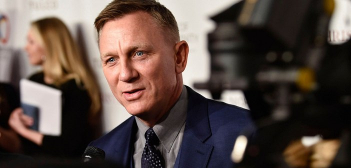 Daniel Craig vai ganhar estrela na Calçada da Fama