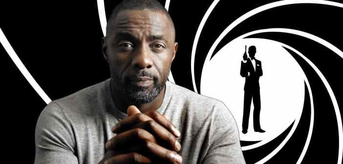 Idris-Elba-and-James-Bond-Logo