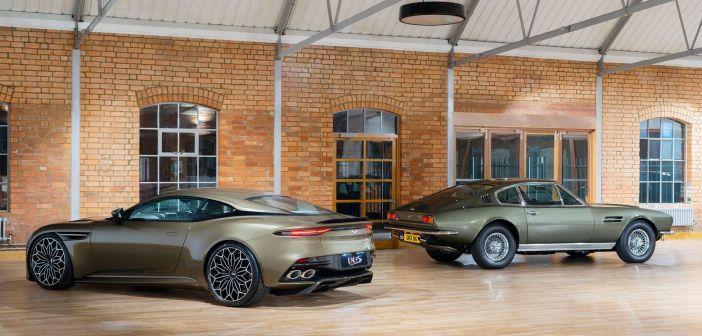 """Aston Martin lança carro em homenagem aos 50 anos de """"007 – A Serviço Secreto de Sua Majestade"""""""