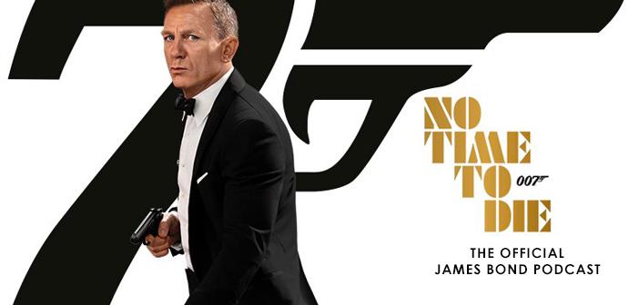 No ar, o primeiro episódio do Podcast Oficial de James Bond