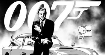 Sean Connery é homenageado pelo desenhista Joe Quesada, diretor de criação da Marvel