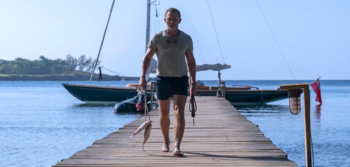 Conheça o iate de Bond em 007 – Sem Tempo Para Morrer