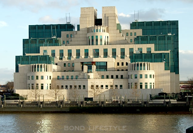 Image result for photos of mi6 london