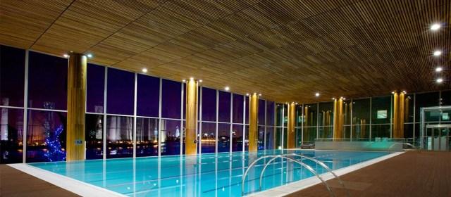 Canary Riverside Health Club (Shanghai Hotel Swimming Pool)