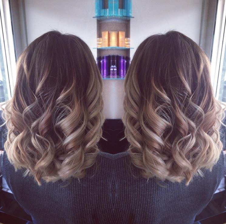 What Is Balayage James Bushell Hair Salon