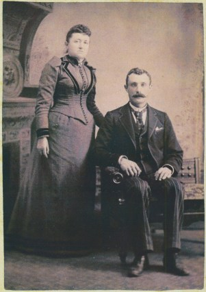 Chris and Maggie Climenhage 1874