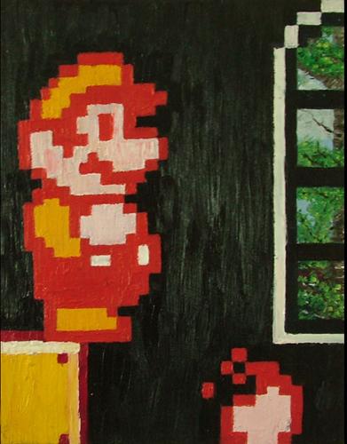 Fire Mario SMB3 (Annos de Soledad)