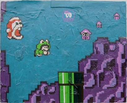 Mario's Underwater Adventure