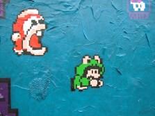 Mario's Underwater Adventure (detail)