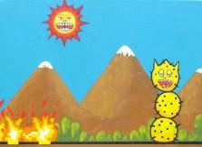 Cactus Dude & the Sun King
