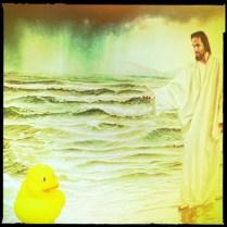 Ducky on Tour, 5a (Hello, Jesus)