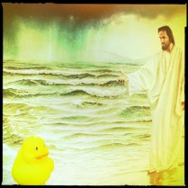 Ducky on Tour, 5a (Hello, Jesus)