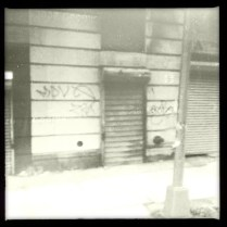 Tags & Throw-Ups, 162nd St., Jamaica NY (Rephotographed) 4