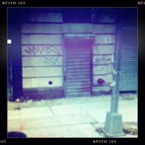 Tags & Throw-Ups, 162nd St., Jamaica NY (Rephotographed) 5
