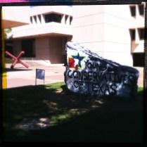 Young Conservative Graffiti - Loftus-BigUp