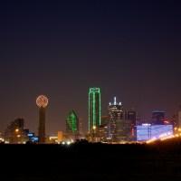 7 Dallas Skyline Meetup simple skyline 20120825©JamesECockroft