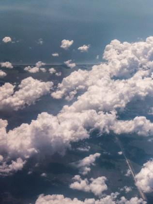 7-52-34 Costa Rica|clouds over the Texas coast|©JamesECockroft-20130823