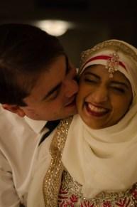 The Happy Couple(tm) is very happy!