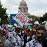 Texans For Gaza13©JamesECockroft 20140802