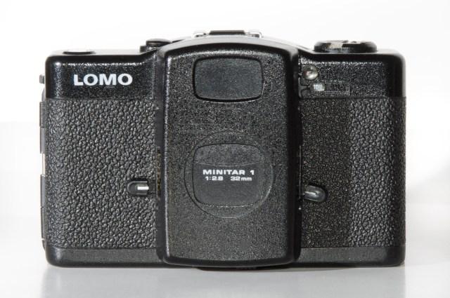 Lomo LC-A closed