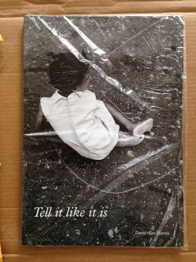 20150606 1546 Tell it like it is unboxing ©JamesECockroft 20150606 4