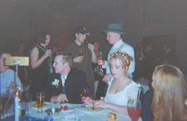 Mark, Ben, Kristi, Sara, (Chance & others)